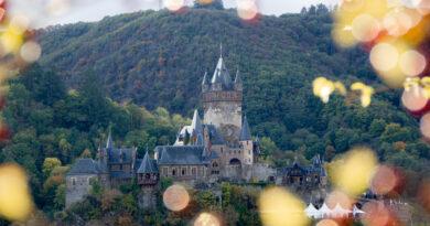Fairy Tale Castle Eltz und Reichsburg